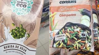 Consum, en un lío tras retirar el valenciano de su marca propia
