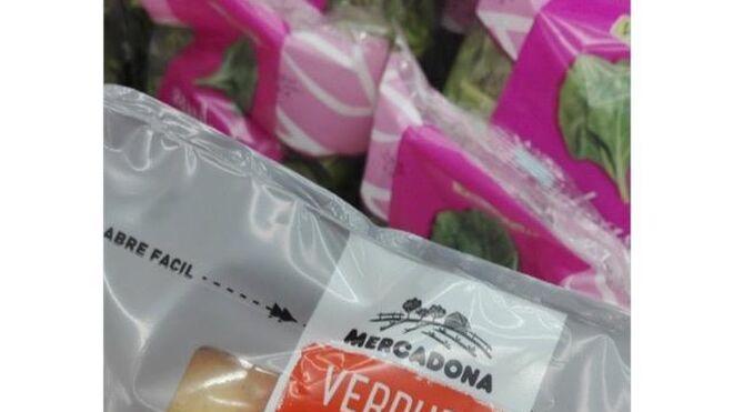 Mercadona empieza a 'firmar' algunas frutas y verduras