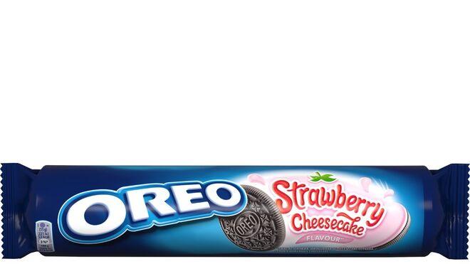 Llega Oreo Sabores con su nuevo Strawberry Cheesecake