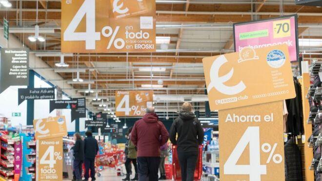 Así serán las promociones en el supermercado del futuro