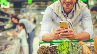 Así logran los supermercados ganar fans en las redes sociales