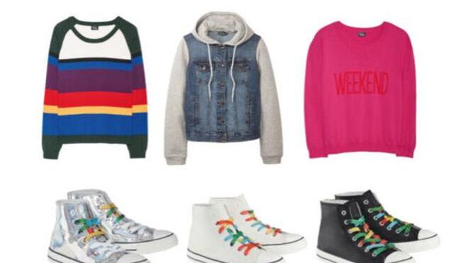 La moda de los 90 invade los pasillos de Lidl