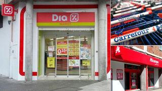 Las mejores franquicias del mundo: Dia, Carrefour, Auchan...