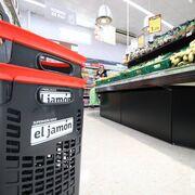 Más concentración en el súper andaluz: El Jamón compra Supermercados Baly