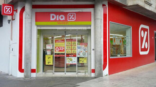 Dia cerró en 2017 más de 160 supermercados en España