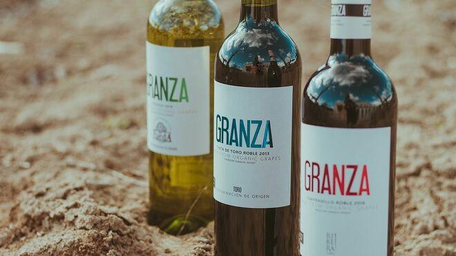Granza, primer vino etiquetado con residuos de uva