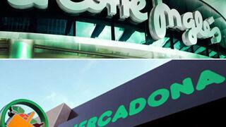 El Corte Inglés y Mercadona refuerzan su liderazgo en retail