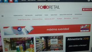 Récord en FoodRetail: 72.000 usuarios únicos en febrero
