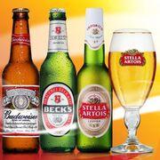 El beneficio de AB InBev, la mayor cervecera del  mundo, cae el 76,8%