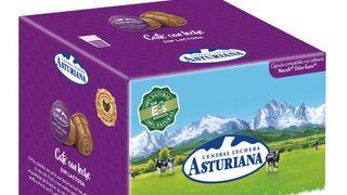 Central Lechera Asturiana: nuevas cápsulas de café y leche