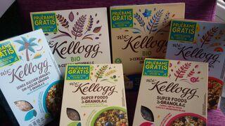 Kellogg se apunta a la moda bio y a los superalimentos