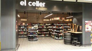 Plusfresc abre una bodega en una de sus tiendas de Lleida