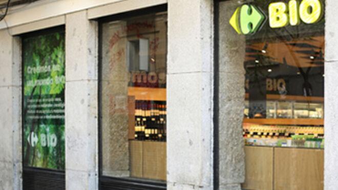 Carrefour se anima: ya tiene su segundo supermercado Bio