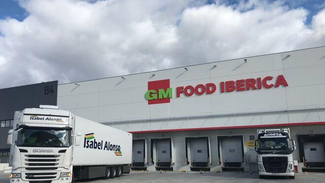 Paso de gigante para GM Food Iberica en Madrid