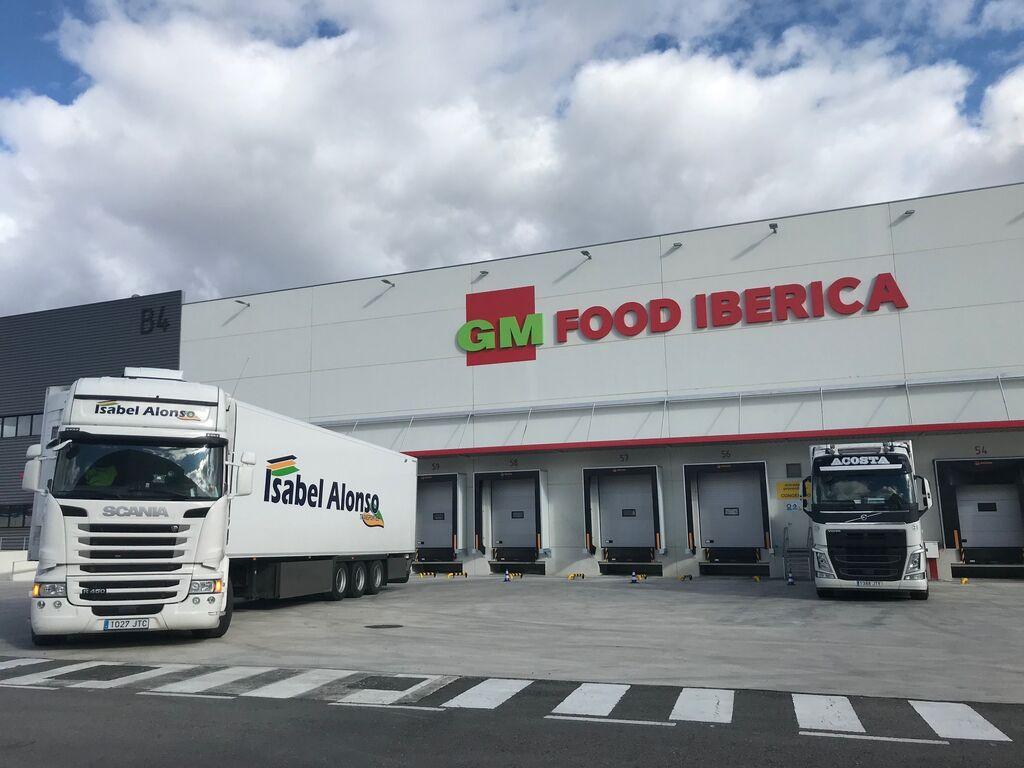GM Food Iberica ya tiene su primera plataforma logística en Madrid