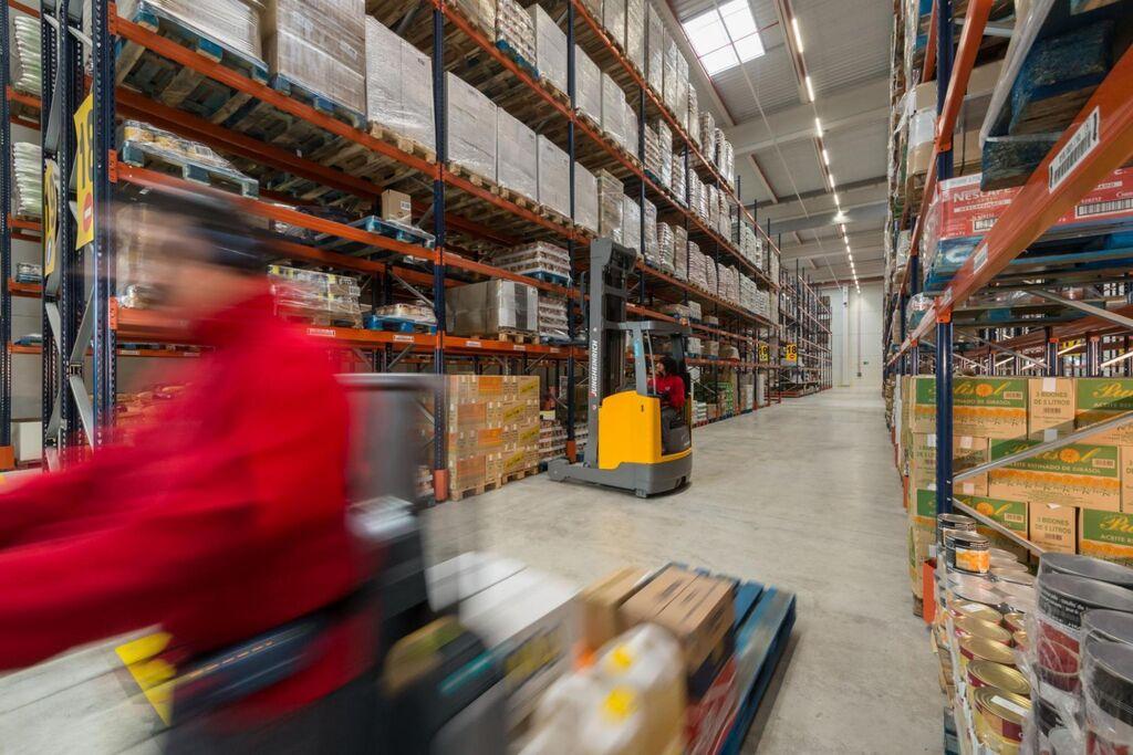 La plataforma madrileña de GM Food Iberica tiene 100 empleados