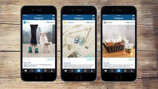 Shopping, el nuevo servicio de Instagram en España