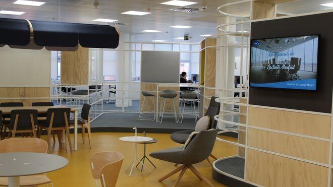Lactalis Iberia estrena sede corporativa en Madrid