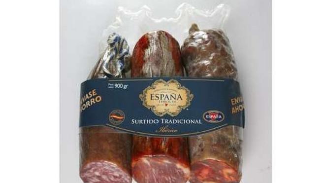 Embutidos España sube el nivel de sus exportaciones