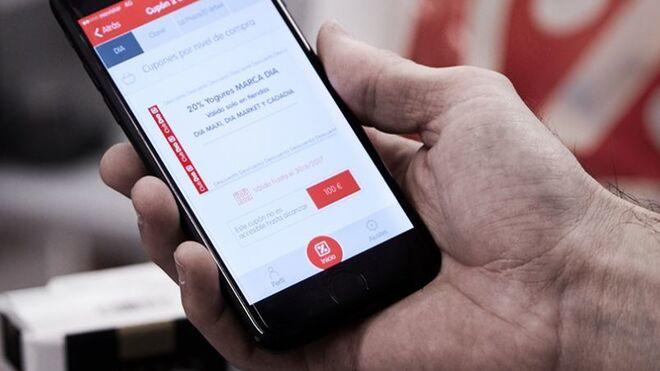 Dia sitúa su app como medio de contacto clave con sus clientes