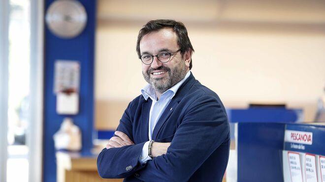 Nacho González: su barba es su bigote