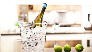 Consejos para enfriar el vino en diez minutos