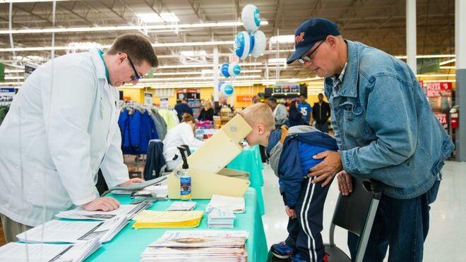 El negocio de los seguros médicos seduce a Walmart