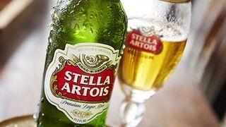 Retirado un lote de Stella Artois por contener cristal