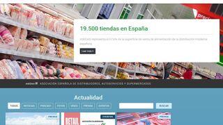 Asedas estrena una nueva web más moderna y visual