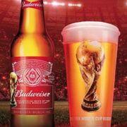 La estadounidense Budweiser, la cerveza del Mundial de Rusia