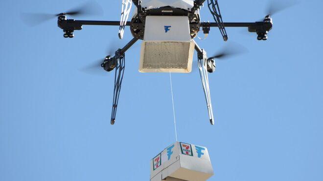 ¿Tienen hueco los drones en el ecommerce alimentario?