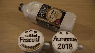 Calidad Pascual se luce de nuevo en Alimentaria