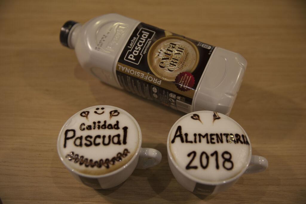Calidad Pascual ha vuelto a dejar su sello en Alimentaria