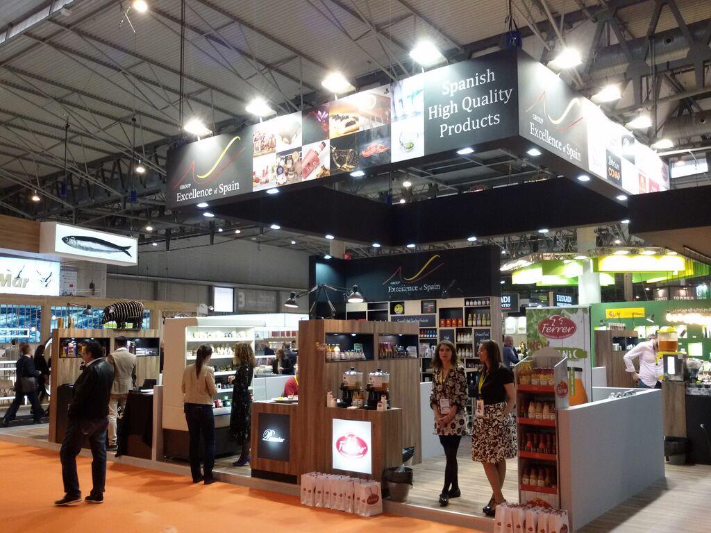 España vende sus productos gourmet a los visitantes internacionales