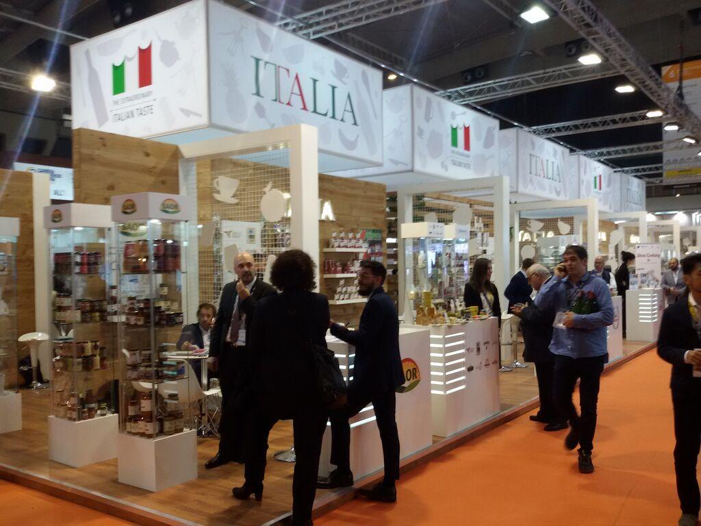 Italia nunca falla a la hora de vender bien su gastronomía