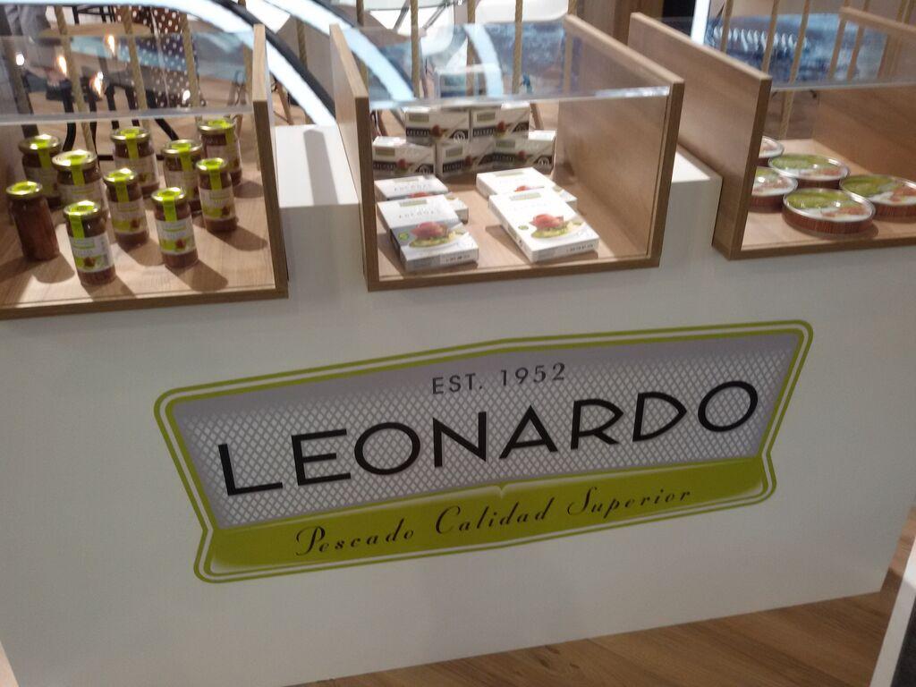 Varios productos de la marca Leonardo