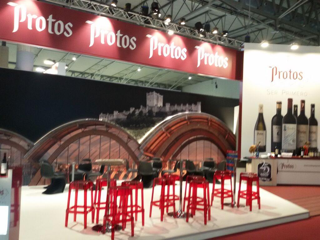 El stand de Protos, de los mejores presentados en Intervin