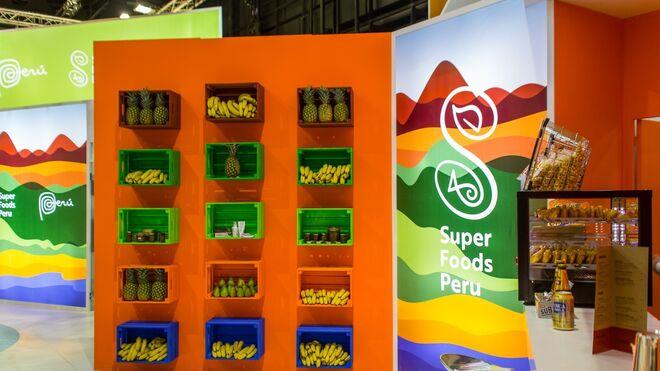 Perú estrena su marca Super Foods en Alimentaria