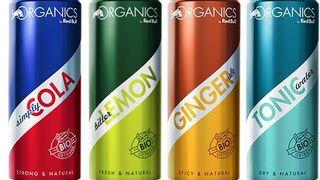 Red Bull lanza una nueva gama de refrescos orgánicos