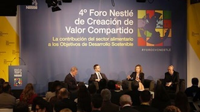 Nestlé presenta sus objetivos sostenibles en Alimentaria