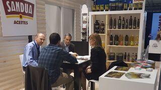 Sandúa afianza sus relaciones comerciales en Alimentaria