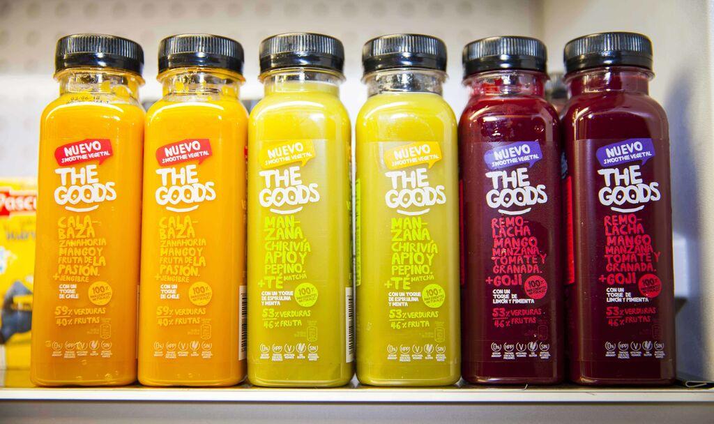 The Goods y todas sus variedades