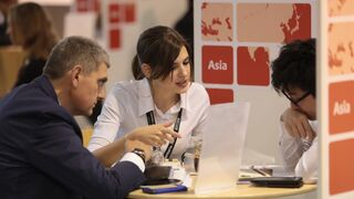 Fiab promueve más de 2.400 reuniones en Alimentaria