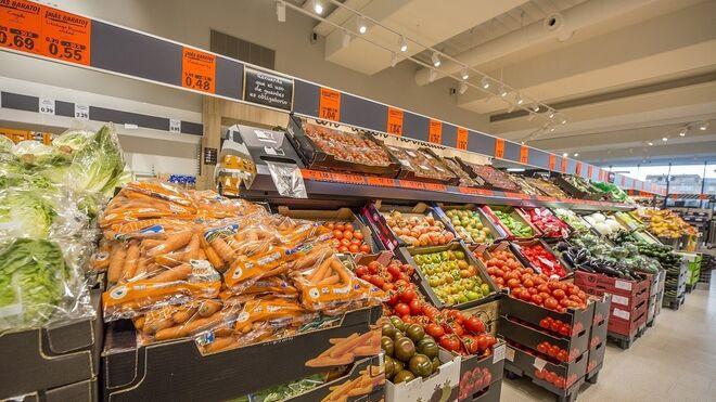 Nuevas tiendas de Lidl, Eroski, Caprabo, Supersol y Aldi