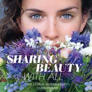 L'Oréal acelera su plan sostenible de cara a 2020