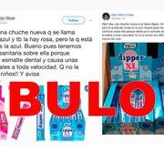 Vidal Golosinas, nueva víctima de las fake news