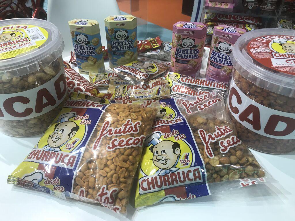 Novedades de Churruca presentadas en Alimentaria 2018