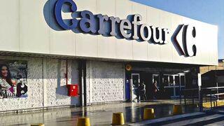 Hipermercado Carrefour en Argentina