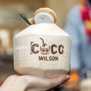 Coco Wilson: el agua de coco de Gerard Piqué