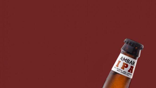 Ambar presenta su nueva cerveza IPA de fábrica